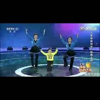 #搞笑##萌娃#4岁萌神同步广场舞大妈😊👍这一定是奶奶带出来的后果😂😂~~欢迎关注,精彩不断🎉#热门#@美拍小助手