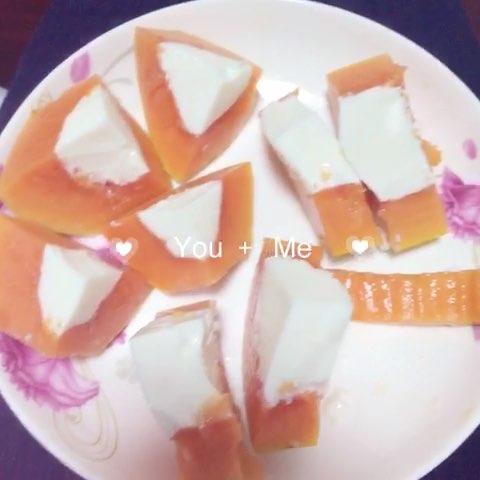 木瓜奶冻和喵!