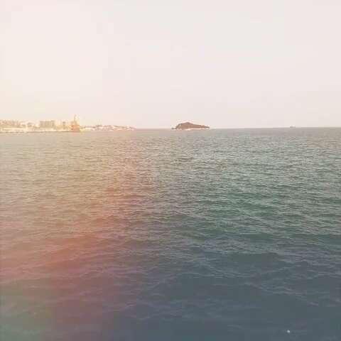 青岛,海边