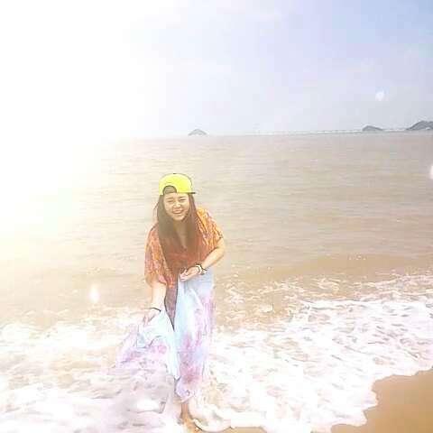 渔女海边沙滩 - 爱情原来是一个人的事的美拍图片