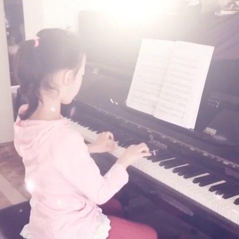 钢琴曲《康定情歌》