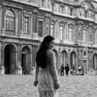 #我的伴旅##巴黎##黑白#