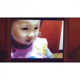 #美拍树洞#太萌太萌的小侄女!!!!喝了一口南瓜稀饭!!!!这表情是什么鬼!!??🙈🙈🙈🙈😍😍😍