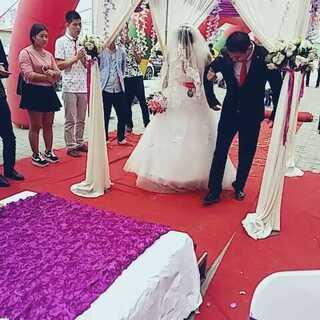 #婚礼##姐姐结婚了##婚礼现场#