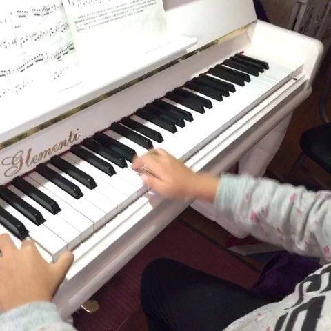 海之恋钢琴曲谱子c-c大调小步舞曲钢琴谱