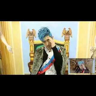 连着上一发,,看看就好😁😂#BIGBANG在美拍##模仿mv#@BIGBANG_ASIA