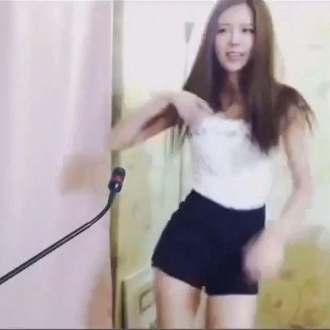 韩国美女BJ性感热舞 素婉早期