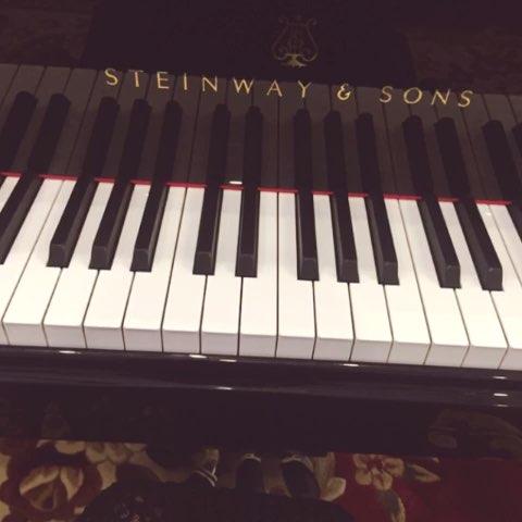 钢琴##斯坦威##音乐图片