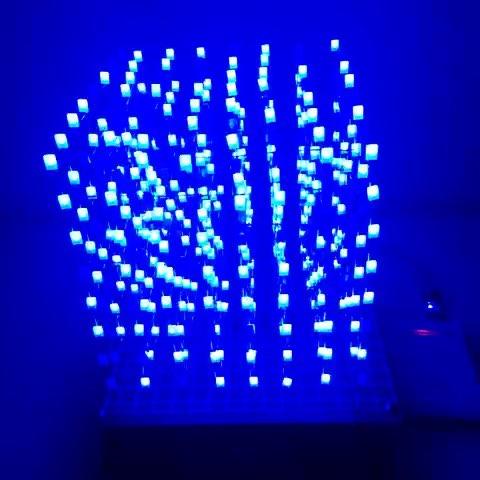16x16x16光立方电路图