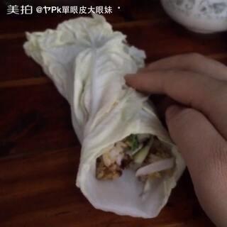 #直播吃饭##食堂黑暗料理争霸赛#东北饭包好久没吃啦!好香