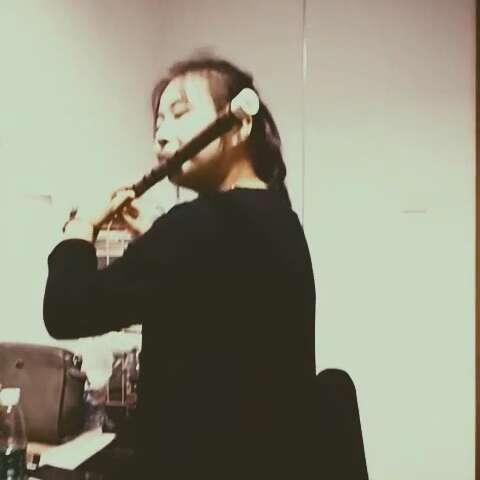 三寸天堂笛子简谱g调