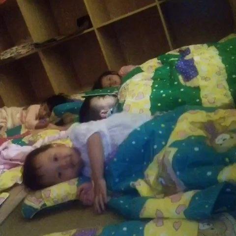 小乖幼儿园午睡时间图片