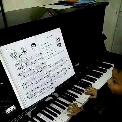 钢琴拜尔45条谱子