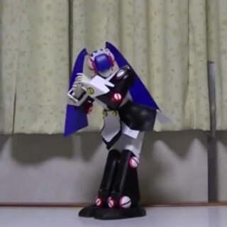 锵~萌妹机器人舞