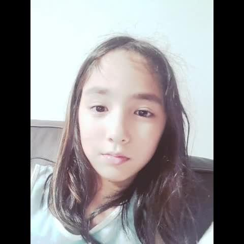宝宝##韩国&西班牙混血儿##cristina#自拍视频一枚 (480x480)