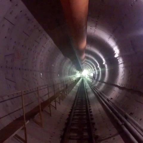 地铁盾构区间隧道