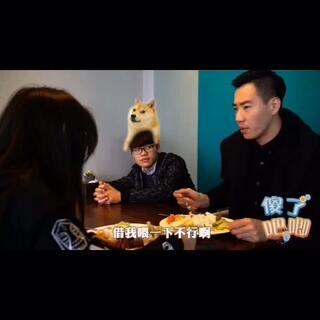 #单身狗的日常# 神兽doge出现!秀恩爱的代价!
