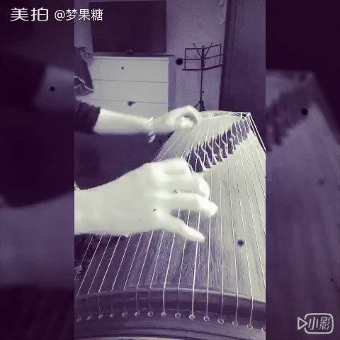 江山泪古筝曲谱
