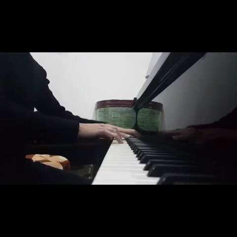《一次就好》夏洛特烦恼 钢琴即兴版#夏洛特烦恼##一次就好##钢琴