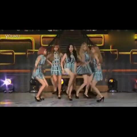 少女时代 check 新歌发布韩国女团性感热舞_高清#美女热