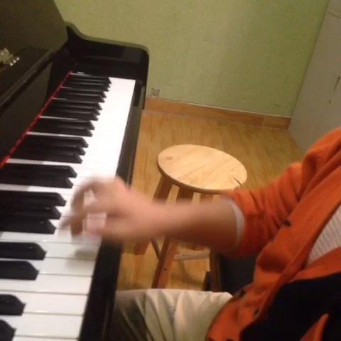 听儿歌学钢琴谱子