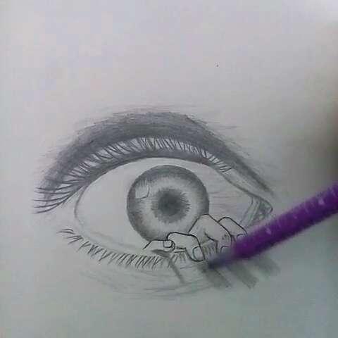模仿#非专业轻喷#铅笔画画##手绘素描