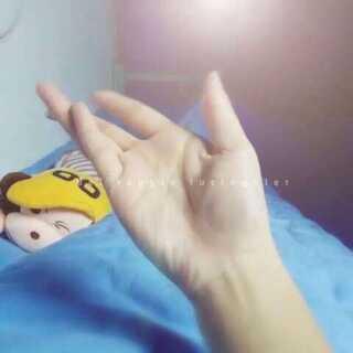 #xx手指挑战#不难啊。。