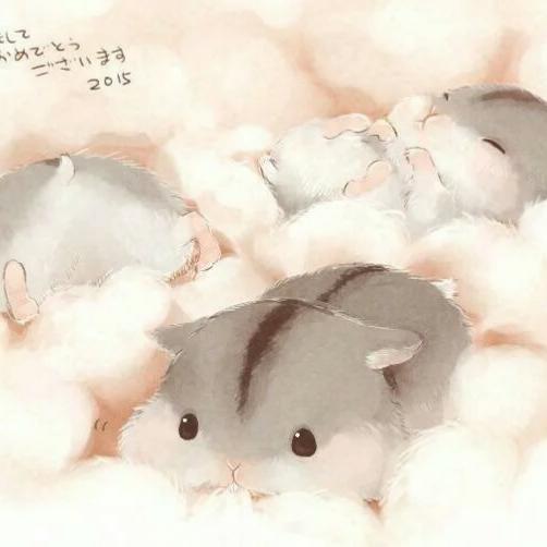 萌宠小仓鼠