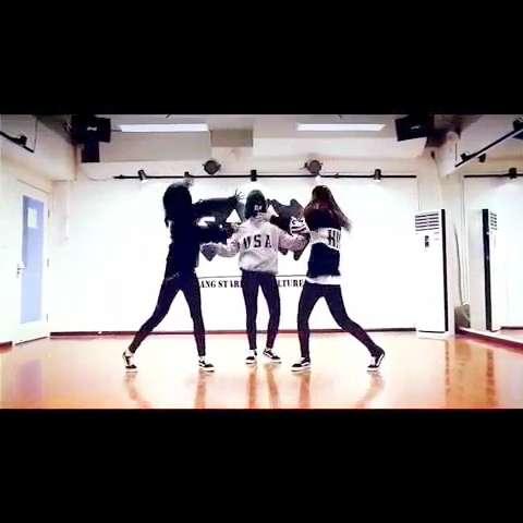 舞蹈##吴亦凡#bad girl