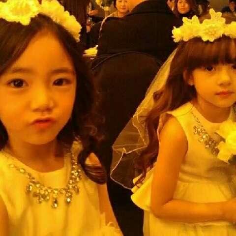 宝宝##李恩采##eunchae##韩国童星##萝莉