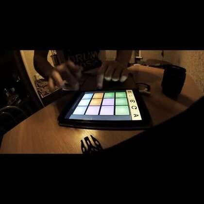 drumpads24merry谱子