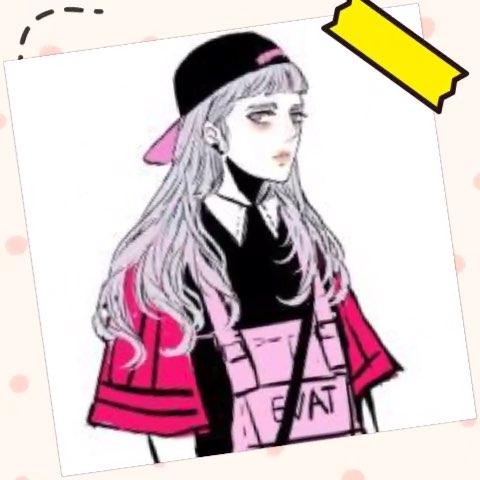 动漫手绘#动漫手绘#酷酷女孩#美少女