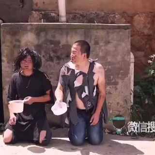 GIF快手电脑版和大家分享:搞笑视频《给点肉包子吧我饿啊》