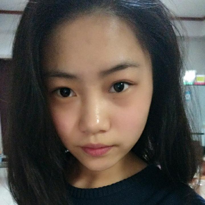 素颜清纯短发女生生活照 (720x720)-唯美短发素颜女生头像图片