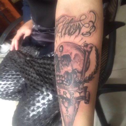 太强,美超级坚强,龙猫, - 中国成都龙堂纹身基地的美拍