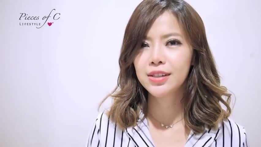 萌萌卷卷发#韩国美女c型大波浪长卷式发型,美美哒图片