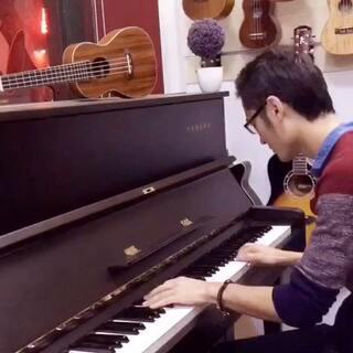 修炼爱情#徐佳莹#我是歌手4#即兴钢琴演奏&改编#音乐#流行钢琴#好听钢琴曲#美拍#美拍小助手#我要上热门☺
