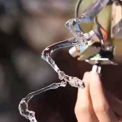 #涨姿势#【奇趣实验】水与声音——Brusspup惊人的物理实验