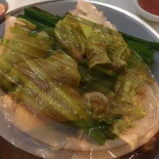 香港美食編 1#旅行##美食##港式云吞面##南乳豬腳##韮菜花##美味#