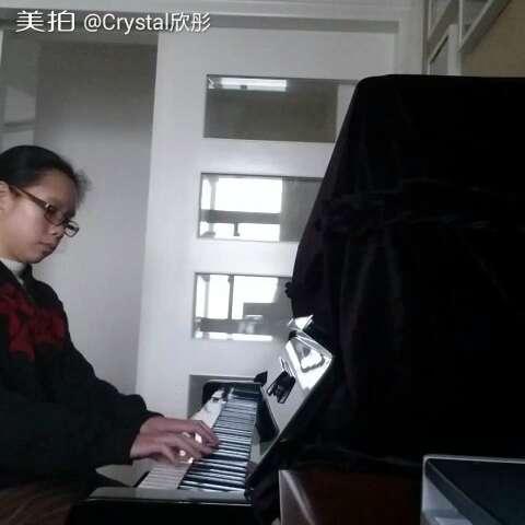 """来看看我拍的视频:""""钢琴曲《瑶族长鼓舞图片"""