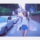 跟妹子一起游韩国