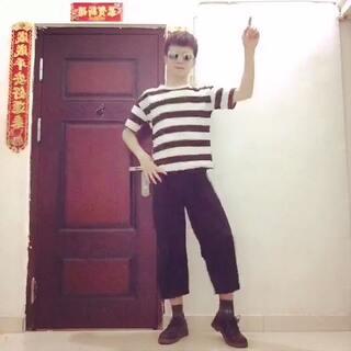 #咋了爸爸##60秒美拍##美拍新人王##舞蹈##魔性舞蹈#我已深深的中毒啦!哈哈哈😱😱😱