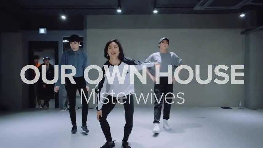 #舞蹈##1milliondancestudio##1M##1million舞室# Lia Kim编舞 /Our Own House- Misterwives #Hyojin Choi#合作出演 更多精彩视频请关注微信公众号:1MILLIONofficial