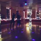 #舞蹈# 喔喔喔…salsa showcase,下周比赛前的预热
