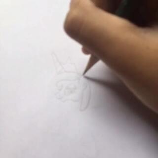 #小马宝莉手绘#有点蒙,呃,当然,宇宙公主就不画了,会占满整张纸的😂😂😂😂😂😂