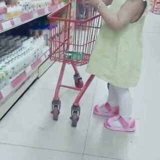 #逛超市##逛超市心情很美丽##在超市常干的事##逛超市篇#