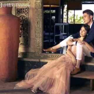 #霍建华林心如结婚#福利又来啦 霍心婚纱照 满满的都是爱 好甜蜜#幸福满满#