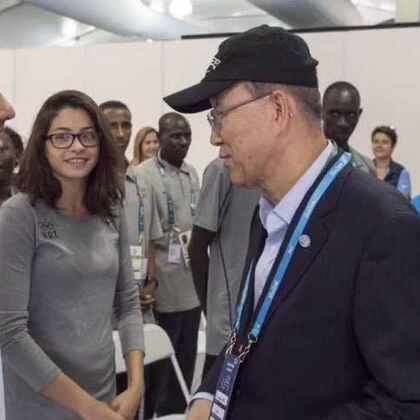 欢迎收看#联合国周刊#!里约奥运会出现了史上第一支难民代表团;联合国呼吁在阿勒颇设立双向人道主义走廊;南苏丹超过三分之一的人口面临着严重的粮食短缺。