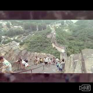 #长城##万里长城##长城一日游##我在长城##不爬长城非好汉# 登高望远开阔视野