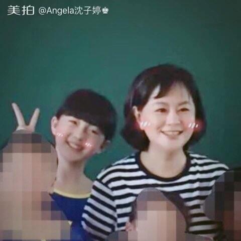 绿泡泡and我滴小盆友(有个小-Angela沈子婷的徐小视频平图片